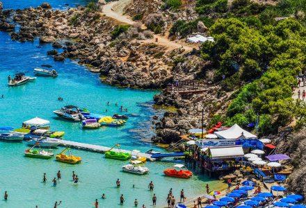 Chypre, une île méditerranéenne printanière