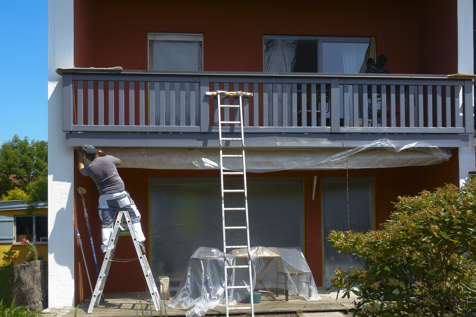 Travail contre logement: comment ça s'organise?