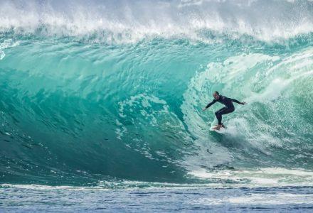 Les meilleurs spots de surf en Europe