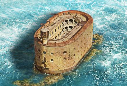 Comment faire pour visiter le Fort Boyard?