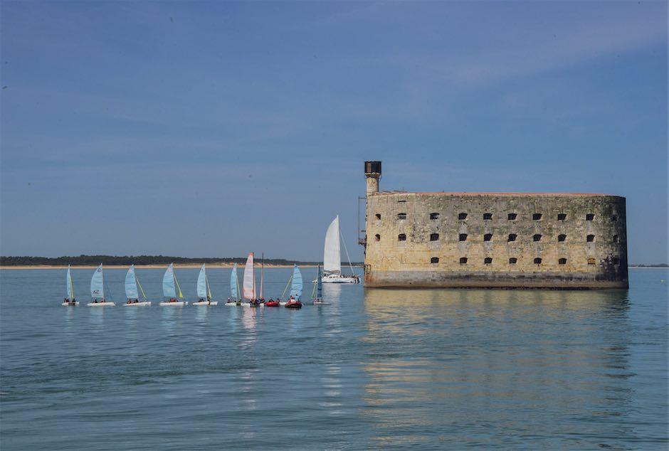 Fort Boyard découverte